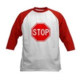 Stop Sign Tee