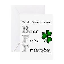 BFF - Greeting Card