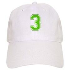 THREE Baseball Cap