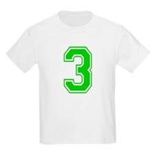 THREE T-Shirt