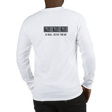 Ctrl Alt Del Long Sleeve T-Shirt