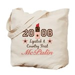 Lipstick Country First McPalin Tote Bag