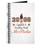 Lipstick Country First McPalin Journal