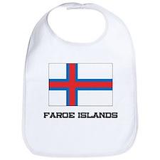 Faroe Islands Flag Bib