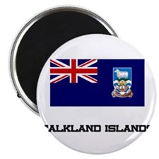 Falkland Islands Flag Magnet