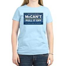 John McCain and Sarah Palin McCan't Pull It Off Wo