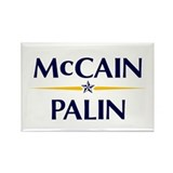 McCain/Palin Rectangle Magnet (100 pack)