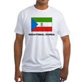 Equatorial Guinea Flag Shirt