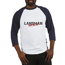 Landman Off Duty Baseball Jersey
