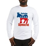 Christian Democrat Long Sleeve T-Shirt