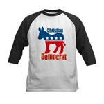 Christian Democrat Kids Baseball Jersey