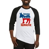 Christian Democrat Baseball Jersey