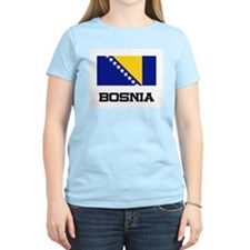 Bosnia Flag T-Shirt