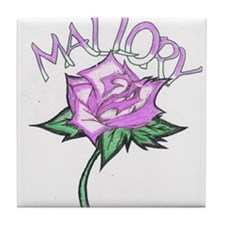 Mallory shop Tile Coaster