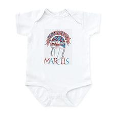 marcus shop Infant Bodysuit