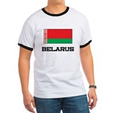 Belarus Flag T