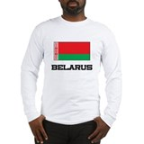 Belarus Flag Long Sleeve T-Shirt