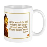 Buddha Buddhism Quotes Small Mug