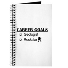 Geologist Career Goals - Rockstar Journal