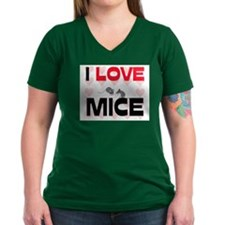 I Love Mice Shirt