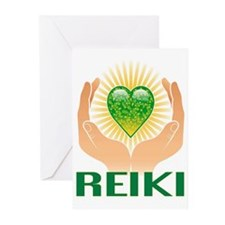 REIKI Greeting Cards (Pk of 20)