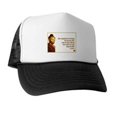 Buddha Buddhism Quotes Trucker Hat