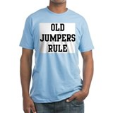Old Jumpers Rule Shirt