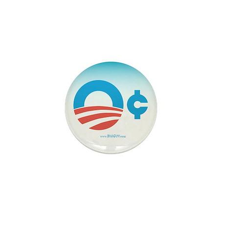 Obama Zero Cents Mini Button (10 pack)