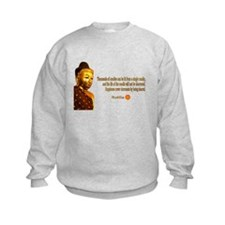 Buddha Buddhism Quotes Sweatshirt