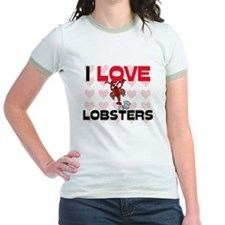 I Love Lobsters T