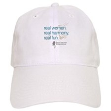 Real Women Baseball Cap