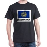 Nebraska Flag T-Shirt