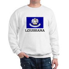 Louisiana Flag Sweatshirt