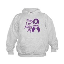 Missing My Grandma 1 PURPLE Hoodie