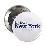 "I'm from NY 2.25"" Button"