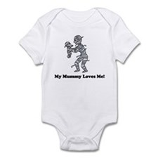 My Mummy Loves Me Infant Bodysuit