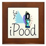 iPood Framed Tile