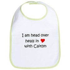 Cool Heart caitlyn Bib