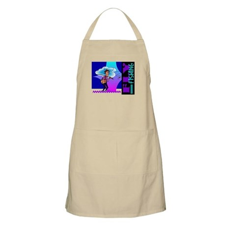 Fly Fishing BBQ Apron