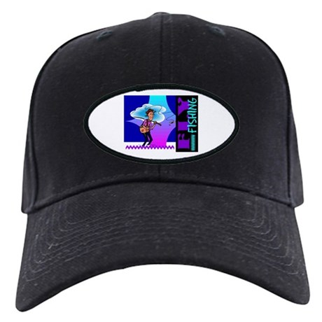 Fly Fishing Black Cap