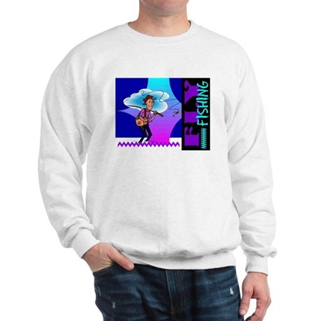 Fly Fishing Sweatshirt