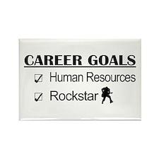 Human Resources Career Goals - Rockstar Rectangle