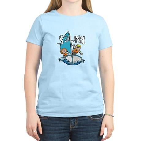 Sailing Women's Light T-Shirt