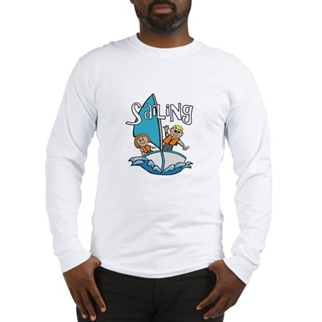 Sailing Long Sleeve T-Shirt