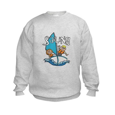 Sailing Kids Sweatshirt