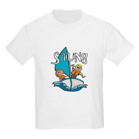 Sailing Kids Light T-Shirt
