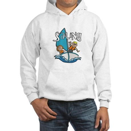 Sailing Hooded Sweatshirt