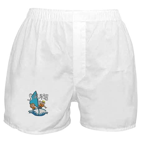Sailing Boxer Shorts