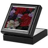 Funny Carnation Keepsake Box