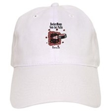 Hockey Moms for Palin Baseball Cap